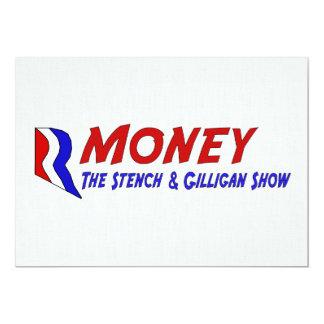 R-MONEY 13 CM X 18 CM INVITATION CARD
