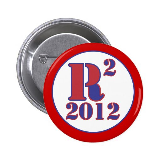 """R"" Paul Squared Buttons"