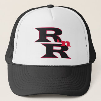 R R (rock and Roll) Trucker Hat