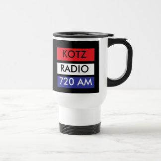 R W B KOTZ RADIO COFFEE MUG