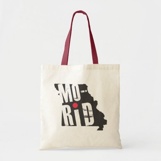 R/W Large Logo Tote Bags