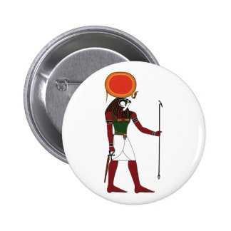 Ra the Ancient Egyptian God of the Sun and Kings Pins