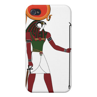 Ra the Ancient Egyptian God of the Sun and Kings iPhone 4 Cases