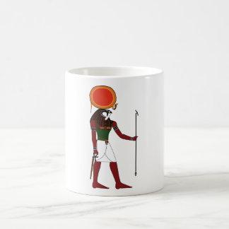 Ra the Ancient Egyptian God of the Sun and Kings Coffee Mug