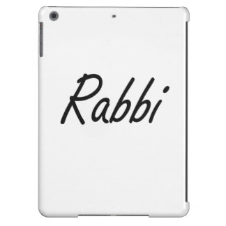 Rabbi Artistic Job Design Case For iPad Air