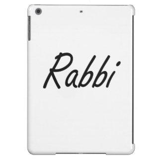 Rabbi Artistic Job Design iPad Air Case