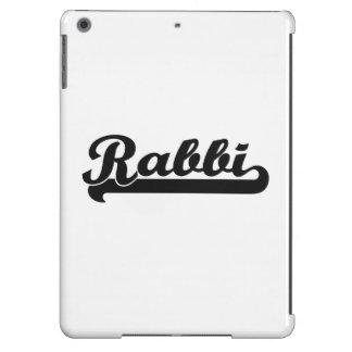 Rabbi Classic Job Design iPad Air Cover