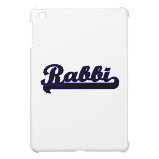 Rabbi Classic Job Design Cover For The iPad Mini