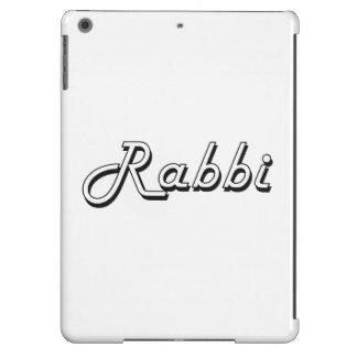 Rabbi Classic Job Design iPad Air Covers