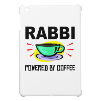 Rabbi Powered By Coffee Case For The iPad Mini