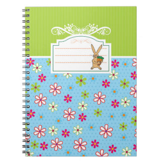 Rabbit Bunny, hare note book