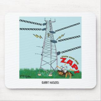 Rabbit Cartoon 9191 Mouse Pad