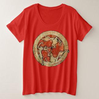Rabbit Circle T-Shirt