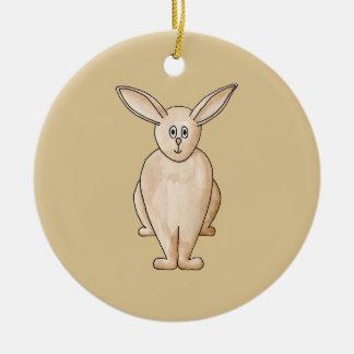 Rabbit. Ornament