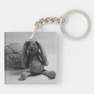 Rabbit design keychains