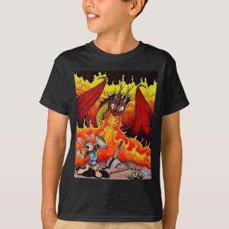 Rabbit Dragon Slayer T-shirts