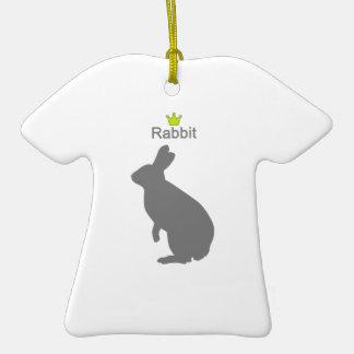 Rabbit g5 ceramic T-Shirt decoration