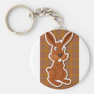 Rabbit Key Chain