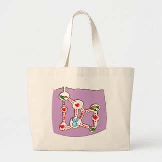 Rabbit Love Carrots Bag