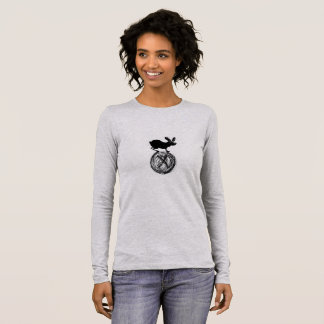 Rabbit Moon Long Sleeve T-Shirt