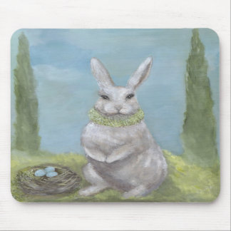 Rabbit Mousepad
