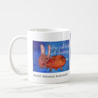 Rabbit of Destiny [mug] Coffee Mug