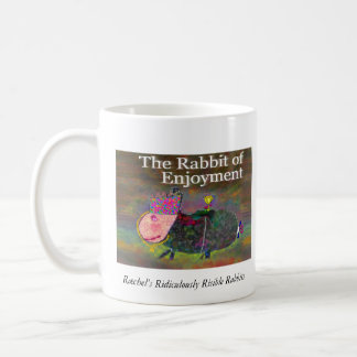 Rabbit of Enjoyment [mug] Coffee Mug