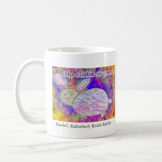 Rabbit of Peace [mug] Coffee Mug