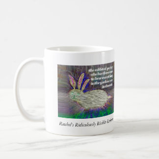 Rabbit of Poetry [mug] Coffee Mug