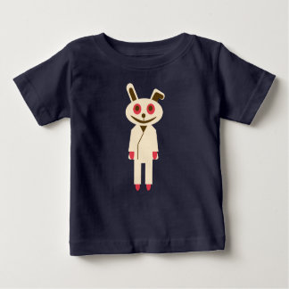 Rabbit of teacher generation baby T-Shirt