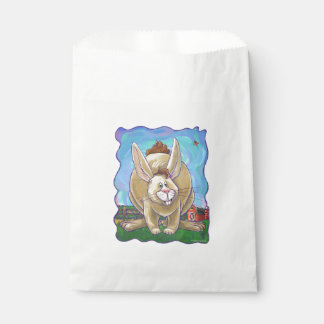 Rabbit Party Center Favour Bag