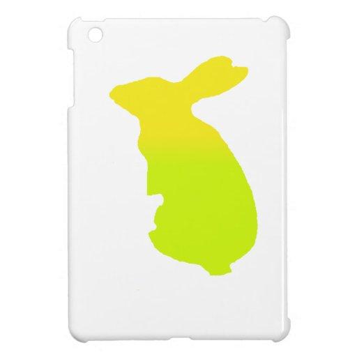 Rabbit Silhouette Case For The iPad Mini