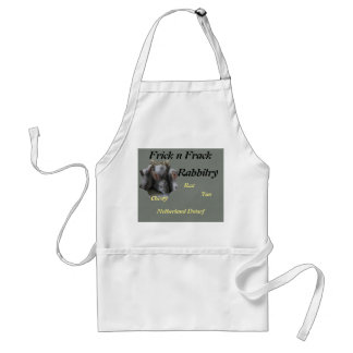 Rabbitry Apron