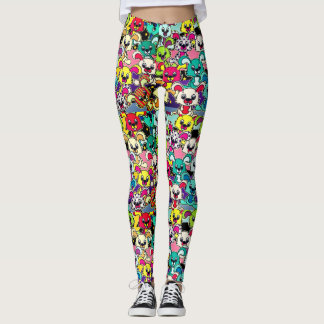 Rabbits and Stars Leggings