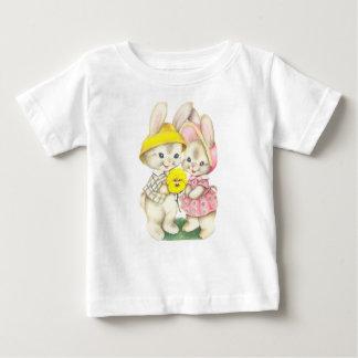 Rabbits Baby T-Shirt