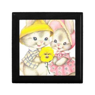 Rabbits Gift Box