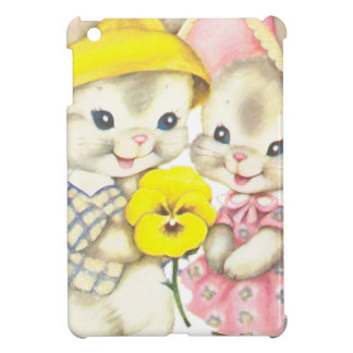 Rabbits iPad Mini Case