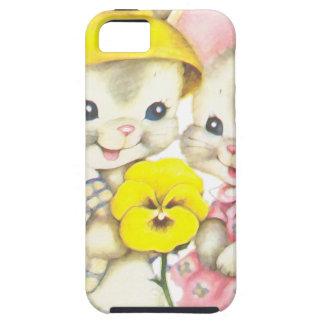 Rabbits iPhone 5 Cases