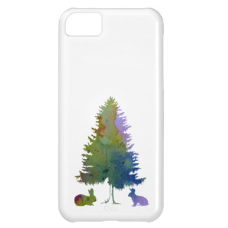 Rabbits iPhone 5C Case