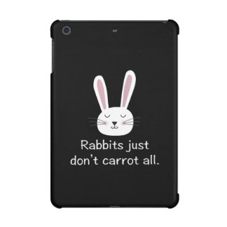 Rabbits Just Don't Carrot All