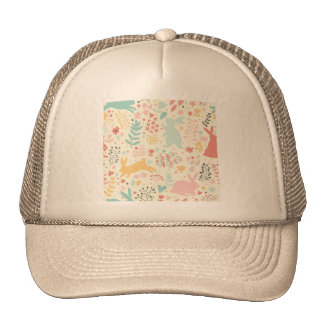 rabbits,nature,spring colours,easter,hipster,good cap