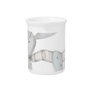 rabbits pitcher