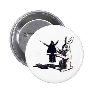 Rabbit's Revenge 6 Cm Round Badge