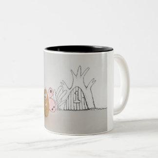 Rabbitswood Potato Fairy House Number 1 Funny Mug
