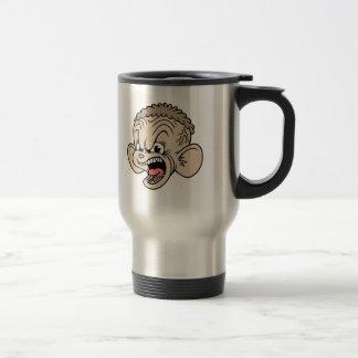 Rabid Hamster 15 Oz Stainless Steel Travel Mug