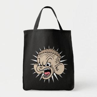 Rabid Hamster Grocery Tote Bag