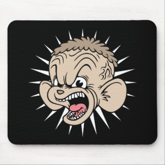 Rabid Hamster Mouse Pads