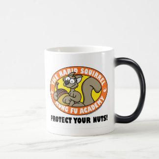 Rabid Squirrel Kung Fu Mug 2
