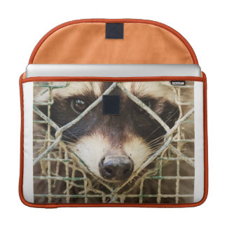 raccon  for  Macbook Pro Sleeve For MacBooks