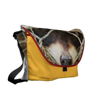 Raccon   Rickshaw Messenger Bag